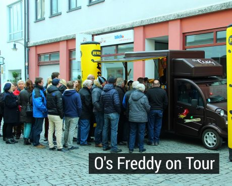 Os Freddy Mobil Imbisswagen