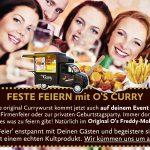 Feste Feiern mit O's Curry