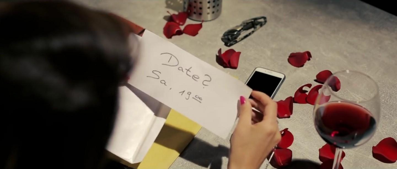 Geschenke für ein Date mit Ihr