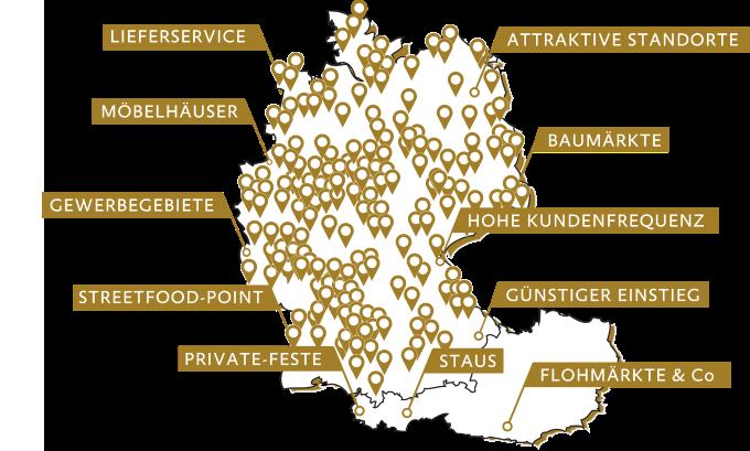 Deutschlandweite Expansion