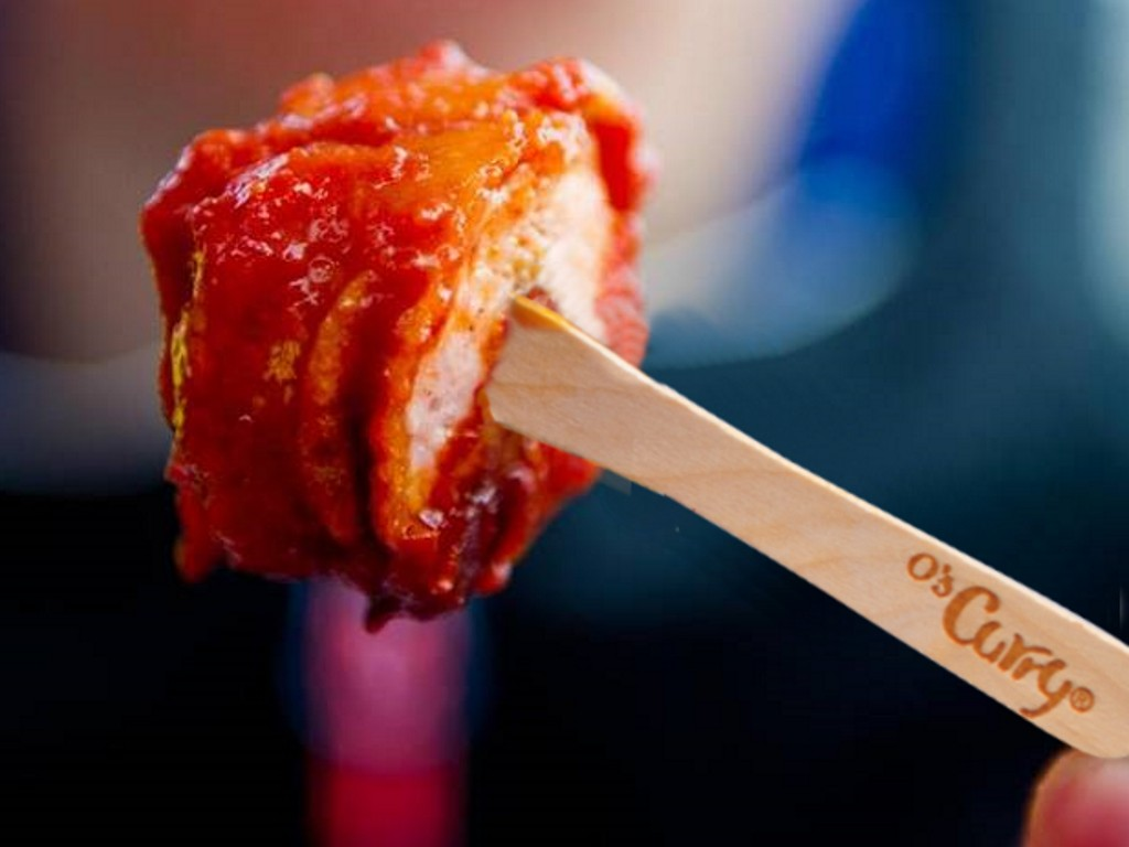Currywurst2-grill