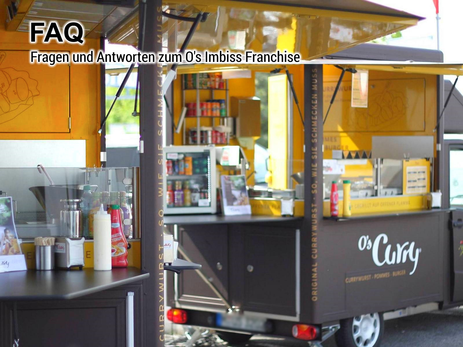 FAQ Os Multi Catering mit Food Truck