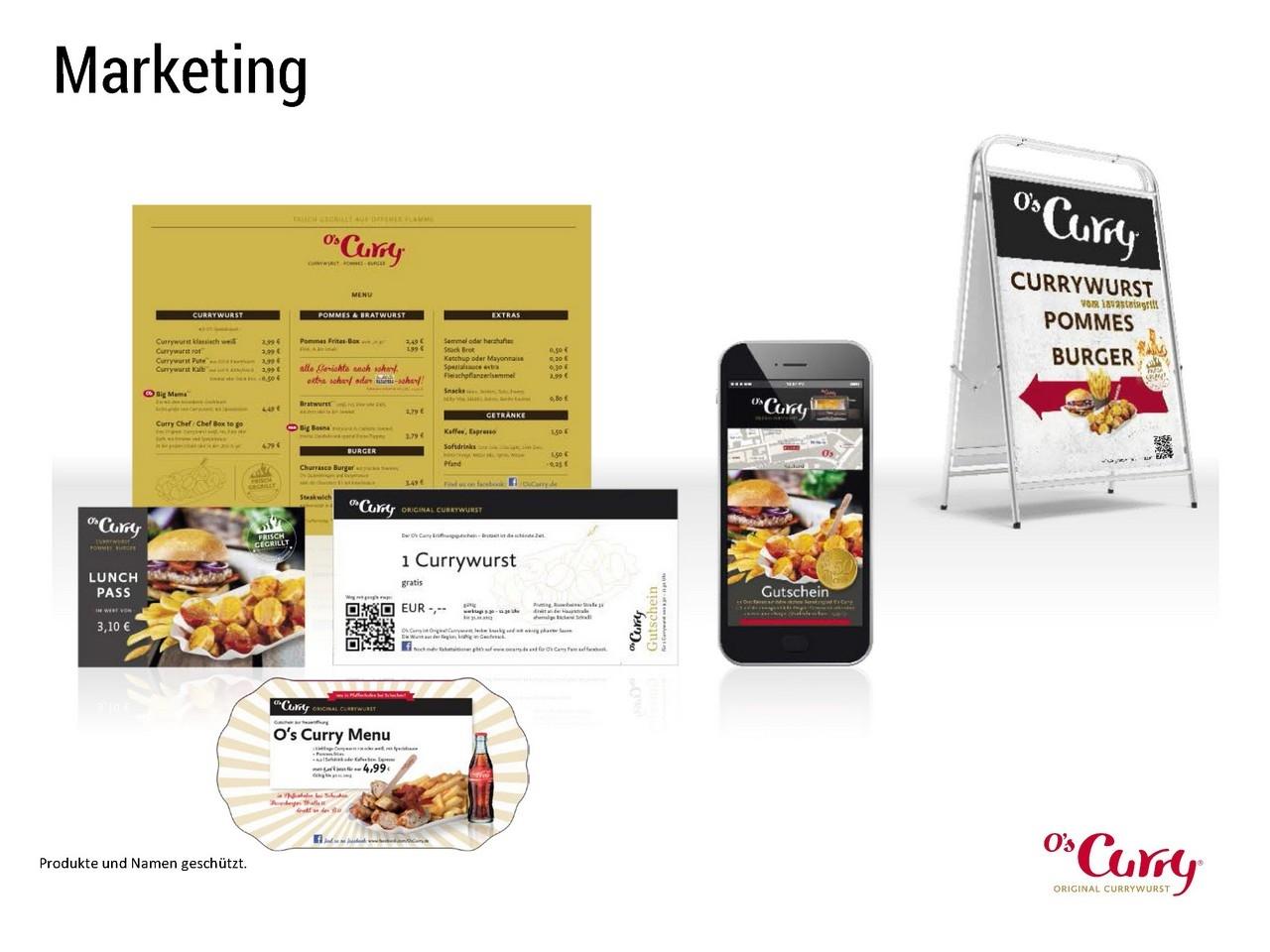 Professionelles Streetfood- und Franchise-Marketing