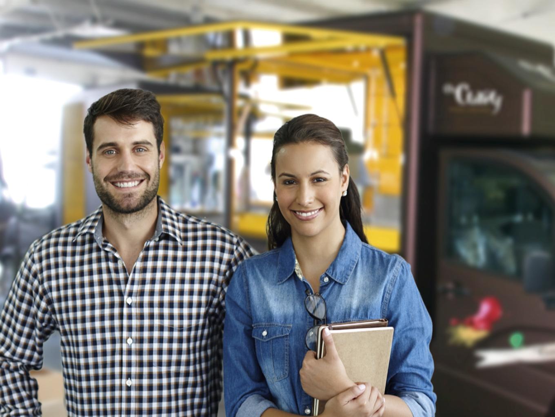 Franchise Partner Food Truck System
