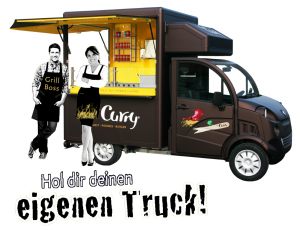 Ultra-Foodtruck im Franchise