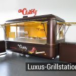 Luxus-Grillstation