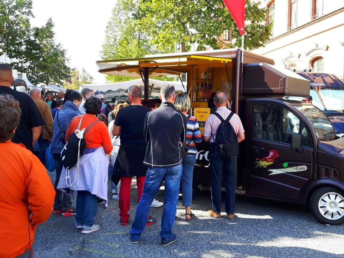 Strassenfeste und Events - O's Curry Halle Catering, Partyservice und Events