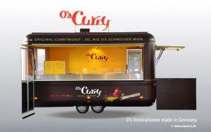 Gastronomie-Konzept-Luxus-Grill-Station