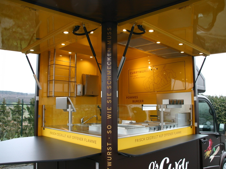 Geheimnisse des O's Food Trucks