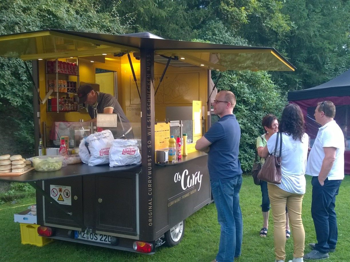 Food Truck Catering auch Privat